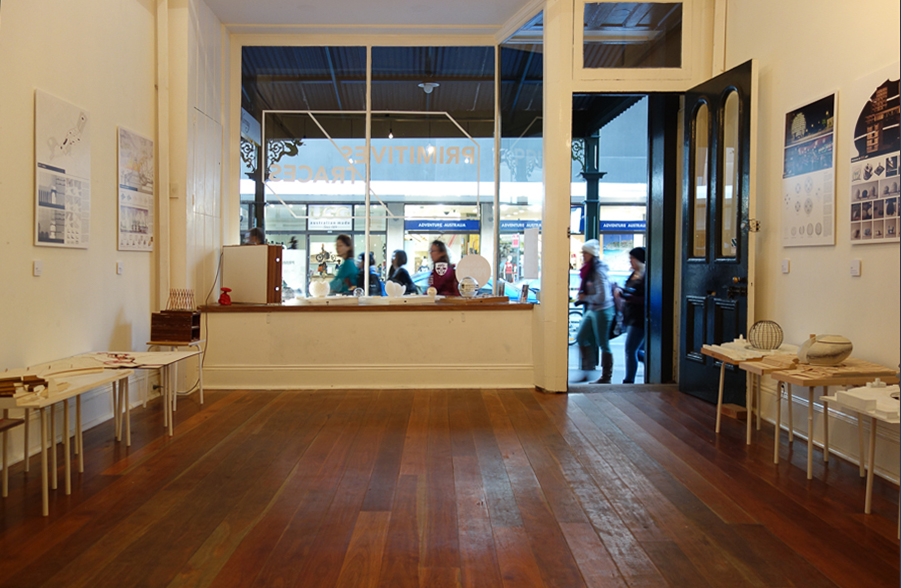 Primitives-Traces: Mid Year University of Sydney Graduate Exhibition
